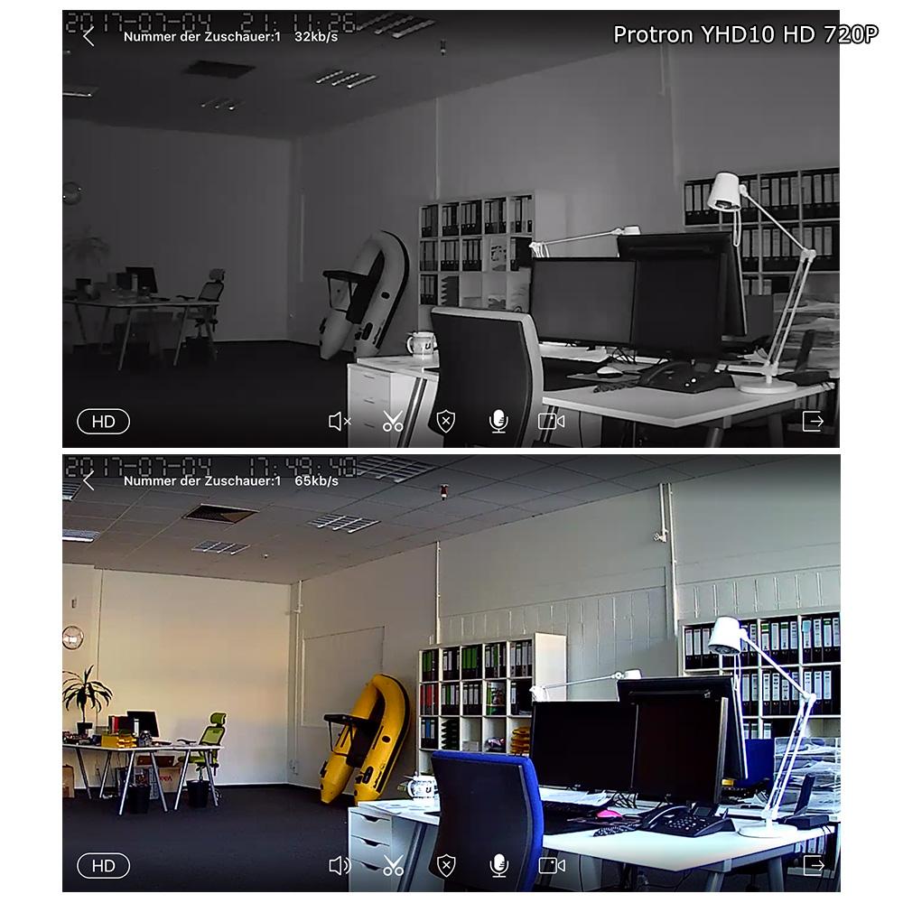 protron w20 smart home gsm gprs wifi alarmanlage komplett set mit 720p kamera ebay. Black Bedroom Furniture Sets. Home Design Ideas